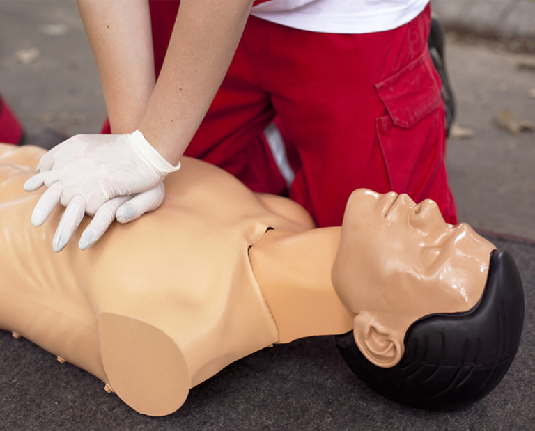 CPR/First Aid Training/Exam Reviews